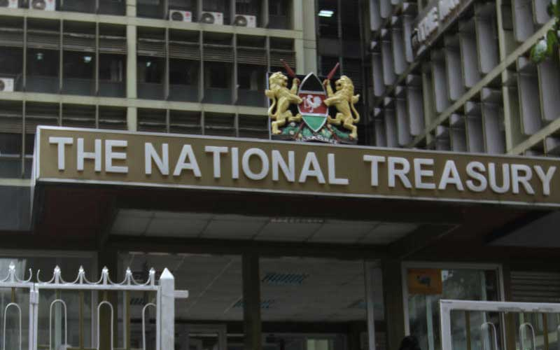 Kenya speeding towards big financial crisis, agency warns