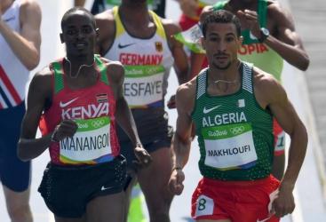 Kenya suffers blow as Manangoi sustains injury
