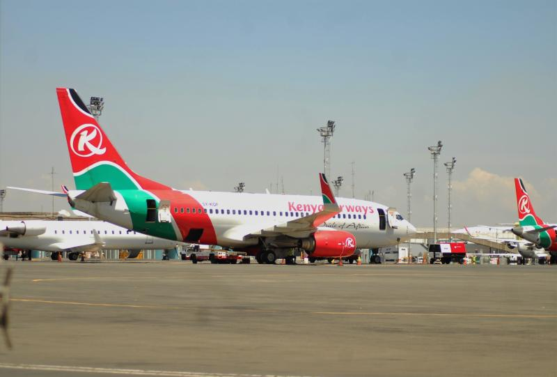 Kenya suspends passenger flights from India