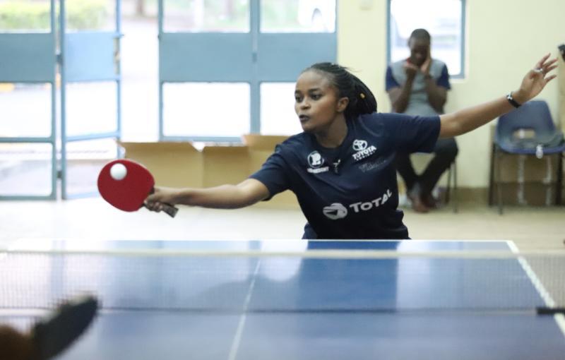 Kenya table tennis association rolls out schools scholarship program