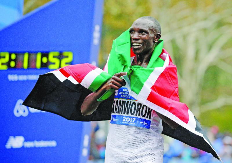 Kenyan dream dimmed? Blow as Kamworor pulls out of Olympics