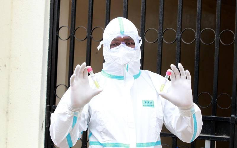 Kenyan medics get Sh32 million worth of medical supplies
