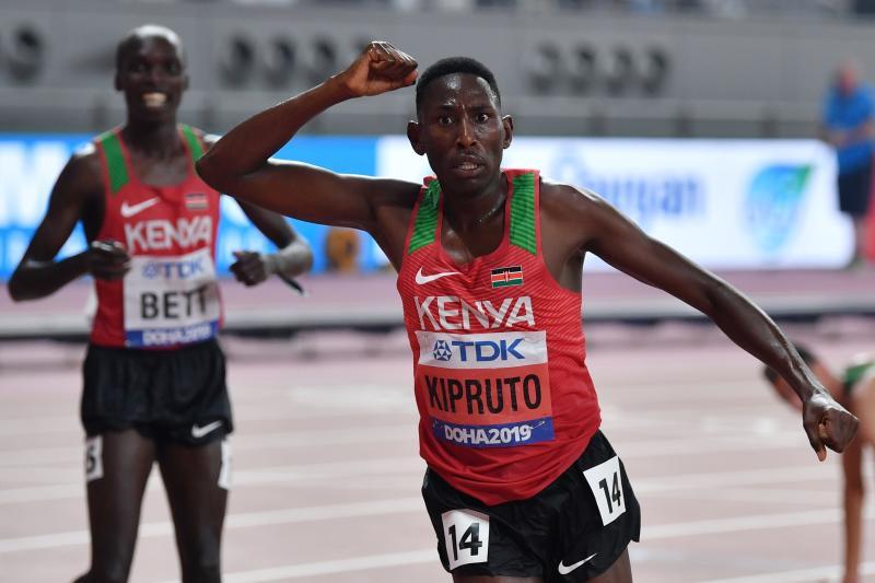 Kenyan megastars eye victory in Doha