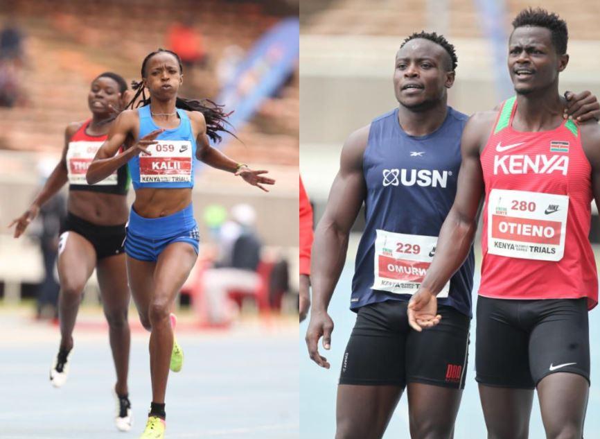 Kenyan sprinters ready to shine in Tokyo, Japan