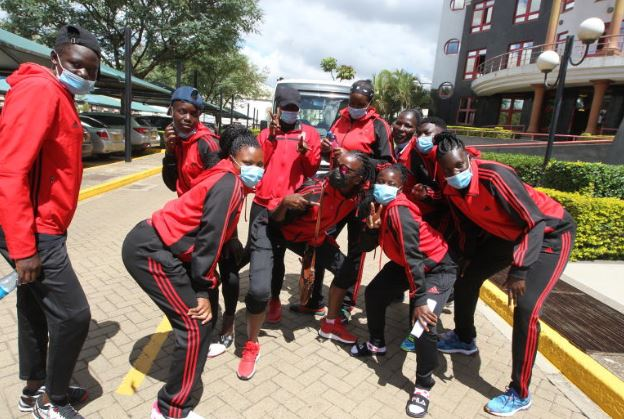 Kenyan volleyball giants plotting for glory at Africa clubs event