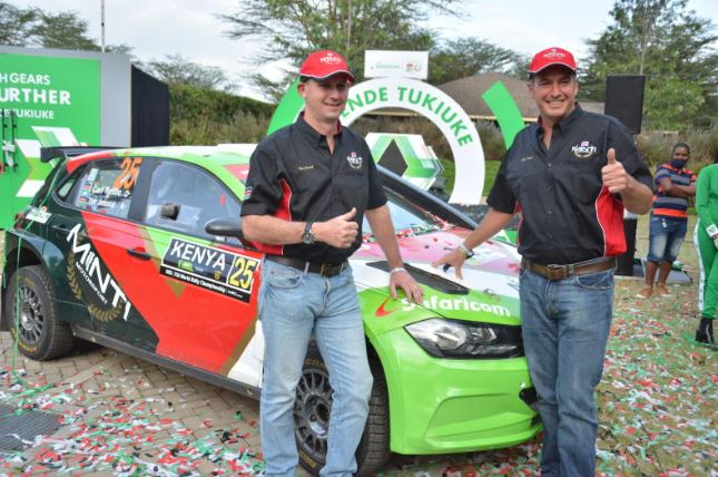 Kenya's Carl 'Flash' Tundo seeks to widen lead in Tanzania