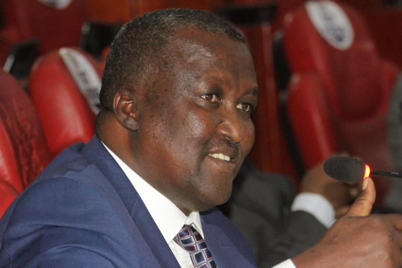 Keter, Munyes face censure motion for snubbing Senate