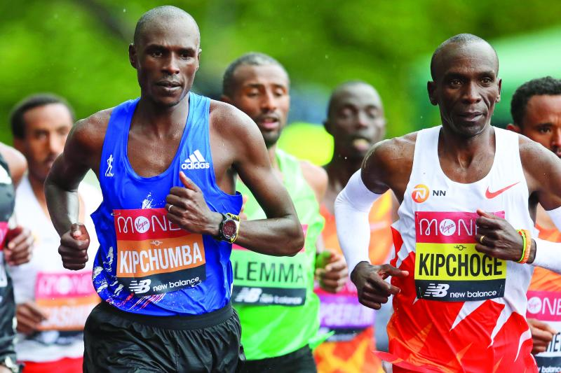 Kipchumba ready to make history in Olympic debut