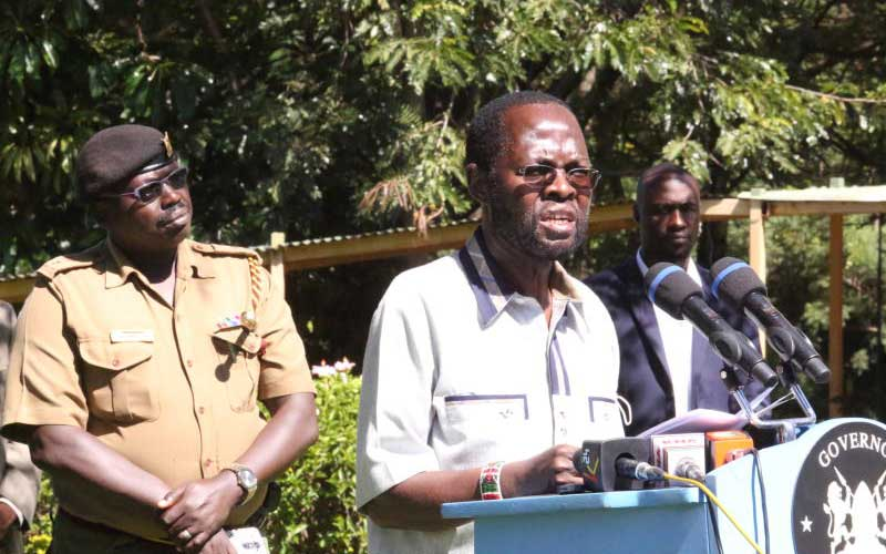 Kisumu's guidelines on burials spark controversy: The Standard