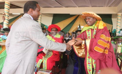Kitui and varsity in deal to train medical students