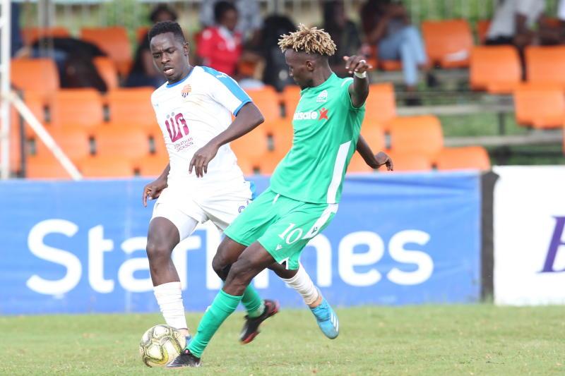 K'Ogalo eye Sofapaka scalp in FKF Premier League