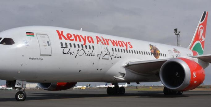 KQ puts on hold US, China routes as it resumes on Saturday