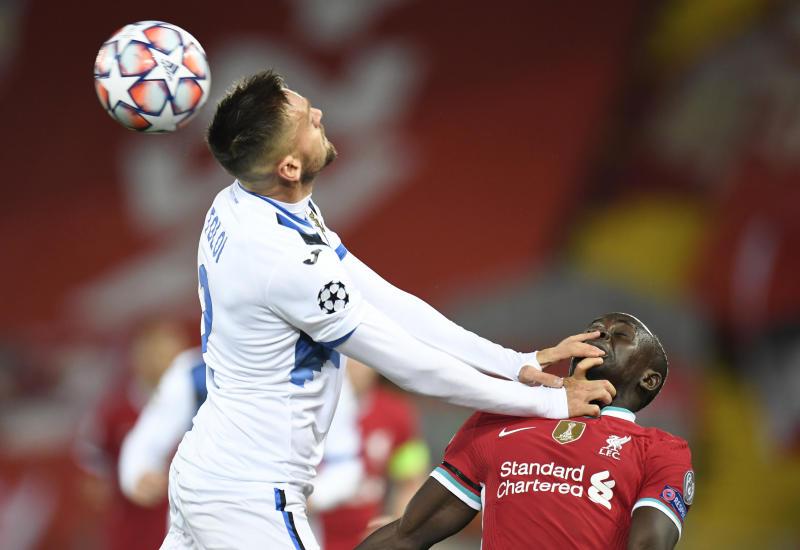 Lacklustre Liverpool slump to 2-0 loss to Atalanta