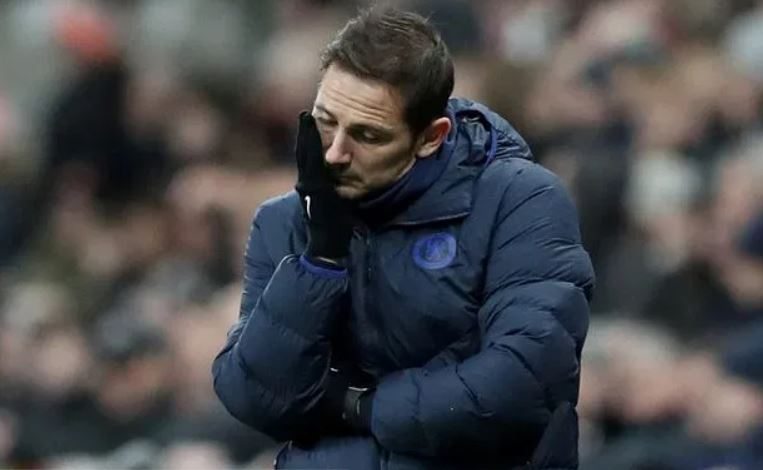 Lampard explains why Chelsea tasted shocking defeat at the hands of Moyes