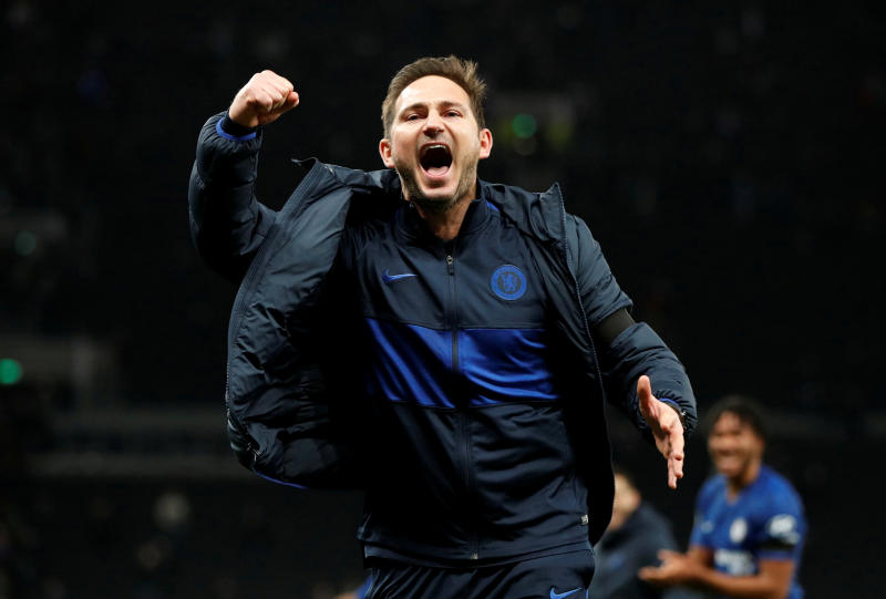 Lampard seeks to crush Arsenal for FA Cup glory