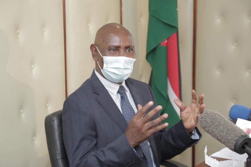 Leaders must make painful choices, says Ex-Auditor General Ouko