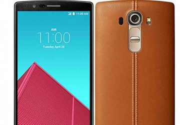 LG G4 smartphone offer rare mix of tradition and innovation