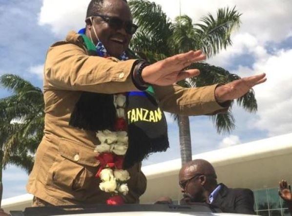 Lissu rejects Tanzania elections as vote tallying underway