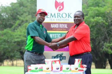 Local golfers welcome newly launched Emrok series