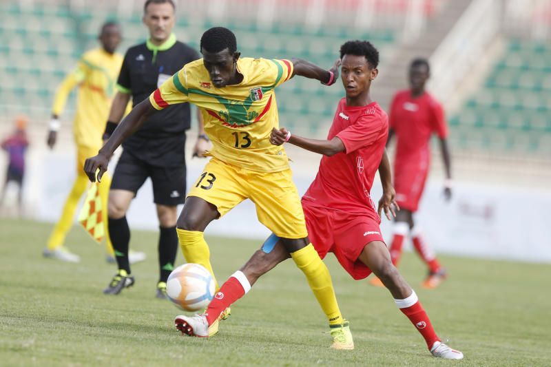Mali thrash Kenyans in Deaflympics tie
