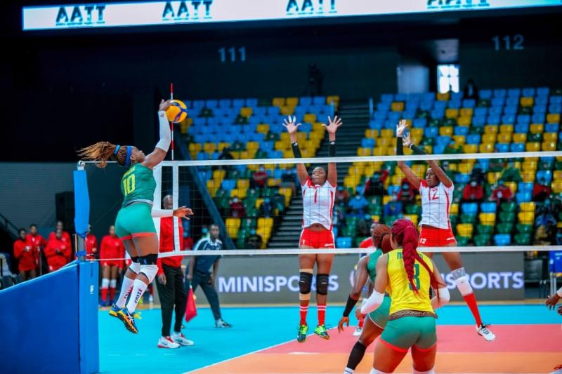 Malkia Strikers trail eyes on World Championships