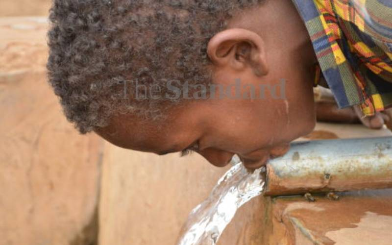 Malnutrition could interfere with vaccination in drought-hit areas