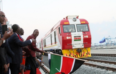 Man behind SGR 'sold the idea to Jubilee after ditching Raila'