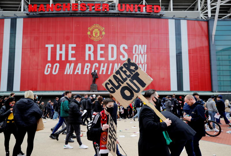 Man United keep Liverpool match plans a secret, fear for more fan protests