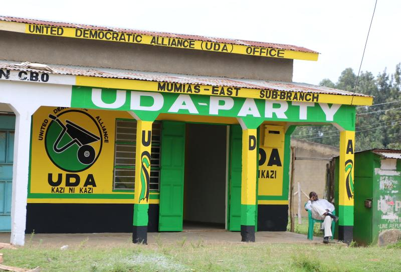 Man wants to take back UDA, claims Ruto team forged papers