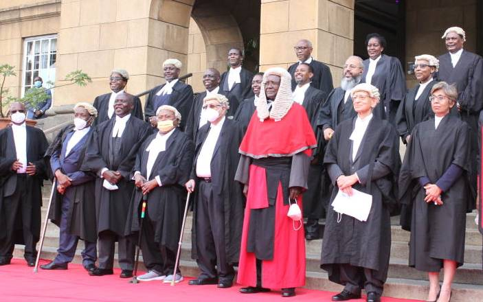 "Maraga urges Senior Counsels to ""wake up"" on national issues"