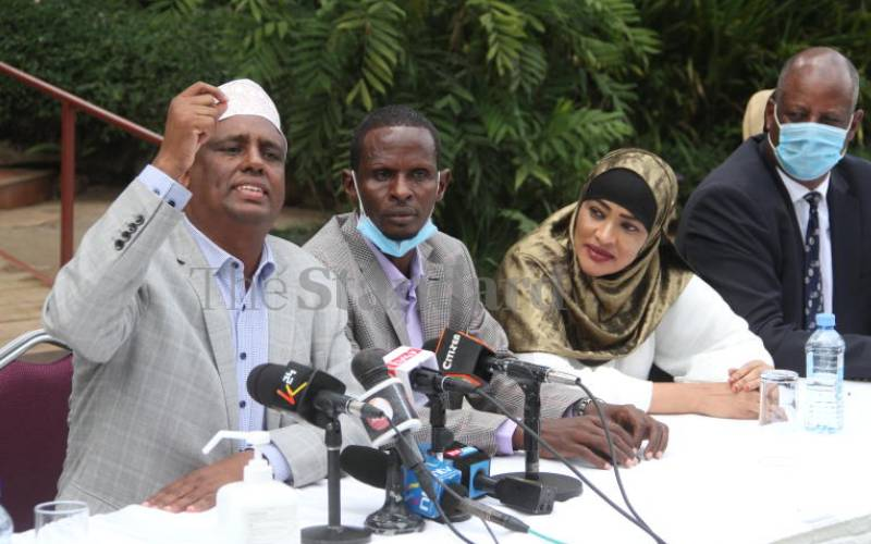 Marsabit leaders craft path for elusive peace after months of talks