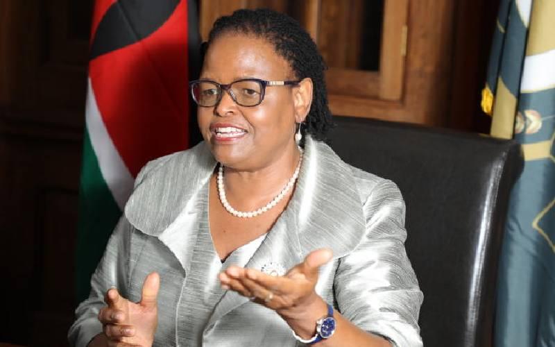 Martha Koome: Lack of staff at CJ's office was my biggest shocker