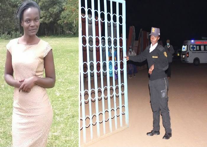 Mary Njeri: University student by day, security guard by night