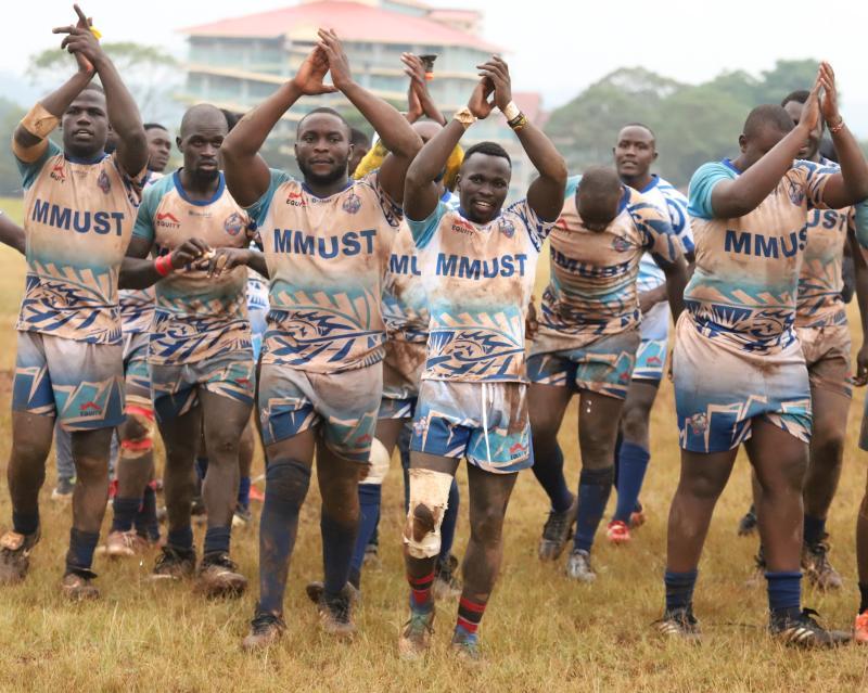 Masinde Muliro: Trailblazing rugby success in Western Kenya