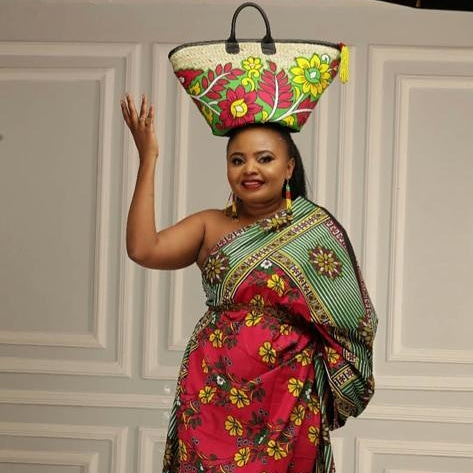 Boss moves: Media personality unveils luxury Kiondo collection