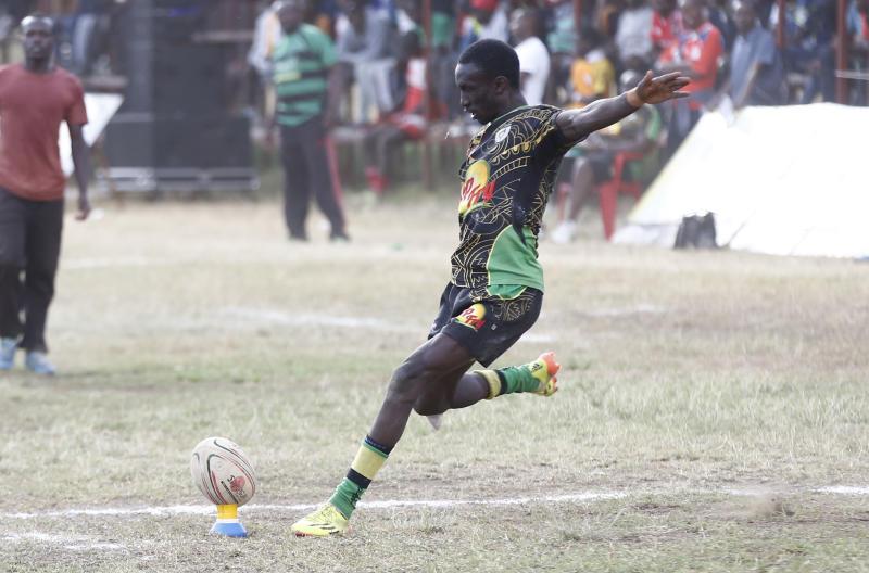 Menengai Oilers seek to keep Ominde