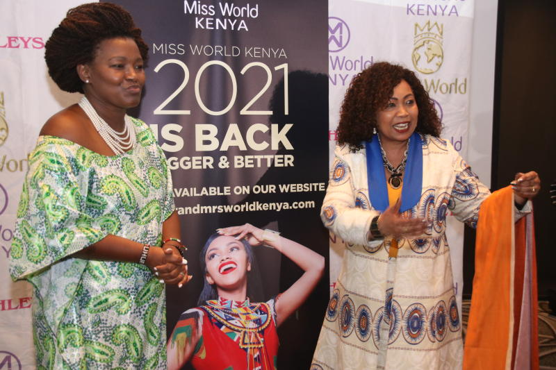 Miss World Kenya 2021 beauty pageant launched