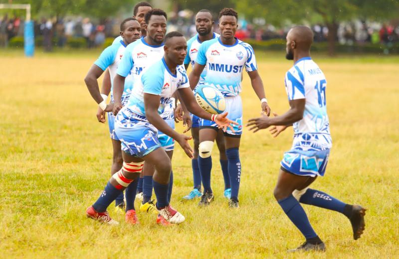 MMUST vs KCB to highlight Kenya Cup return