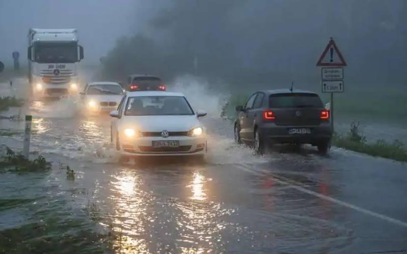More than 20 die in floods in western Europe, dozens missing