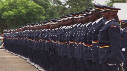 Most police officers join police force as a stepping stone to better professions