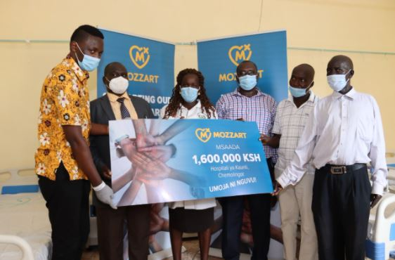 Mozzart Bet sets up first ever Intensive Care Unit facility in Tiaty