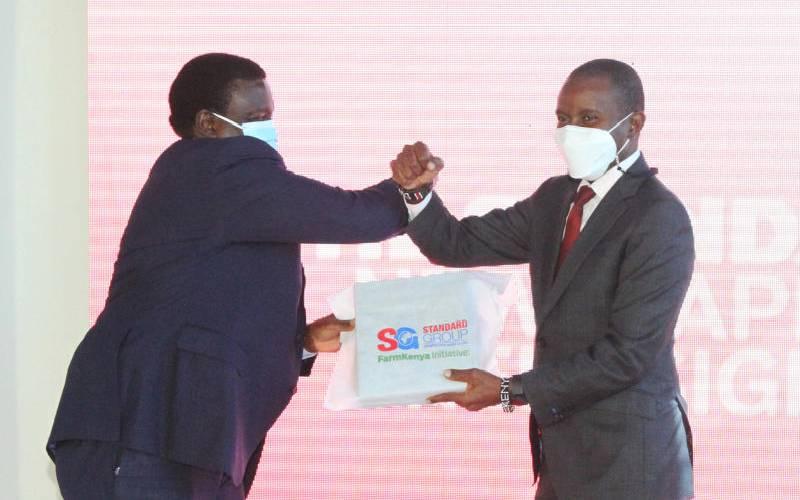 Mucheru lauds launch of ultra-modern newsroom