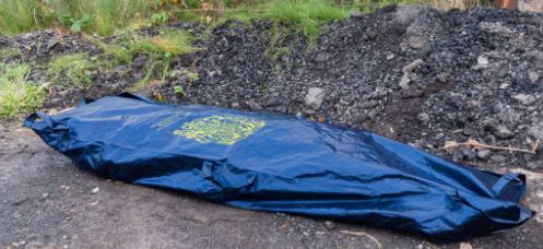 Mystery of unidentified bodies dumped near police station