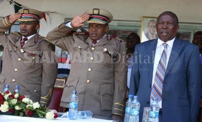 Nairobi hosts low key Madaraka day celebrations