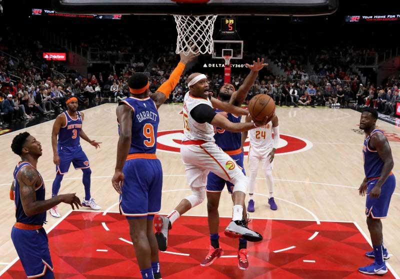 NBA to suspend season