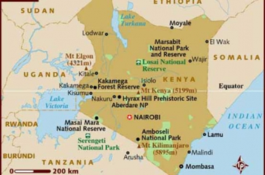 New money transfer service opens in Kenya
