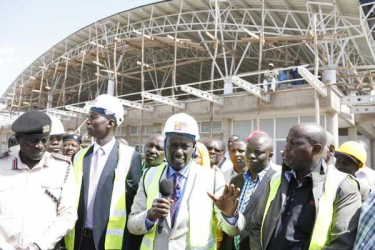 Newly upgraded Isiolo airport ready for take off