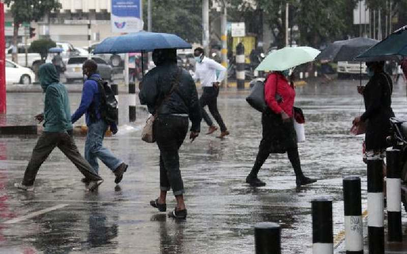 Ni hali ya weather: Expect extra cold, rainy days…more asthma, flu cases