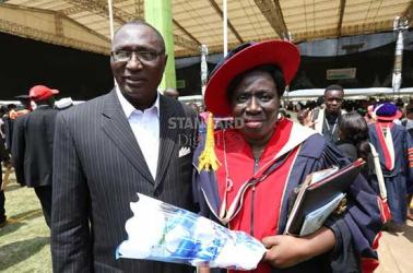 Nigerians top list of foreign graduates at Jomo Kenyatta University