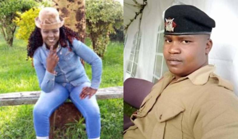 Njoro officer was angry after squandering loan on girlfriend